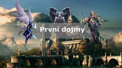 Revenge of Daemons – dobrý server ve škaredém kabátě