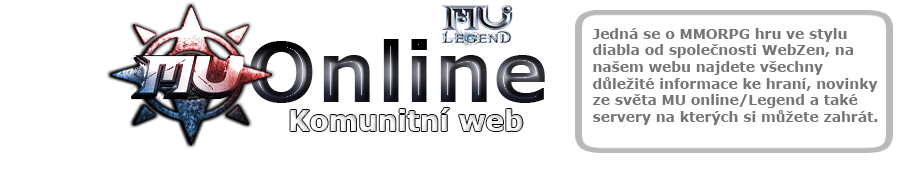 Mu Online CZ