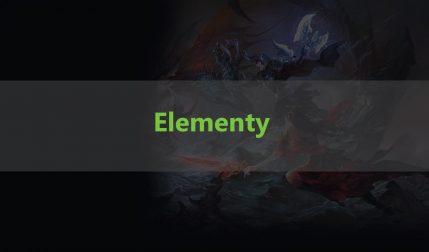 Element systém