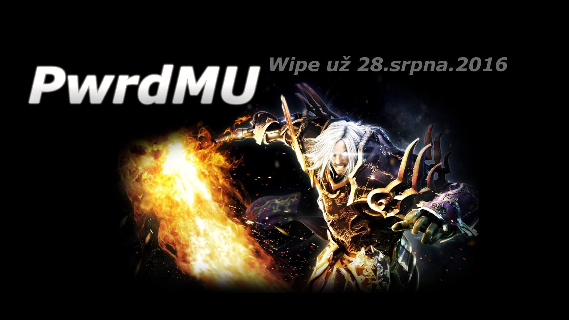PwrdMU – Známe datum wipu