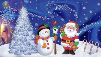 Veselé Vánoce a šťastný nový rok 2017