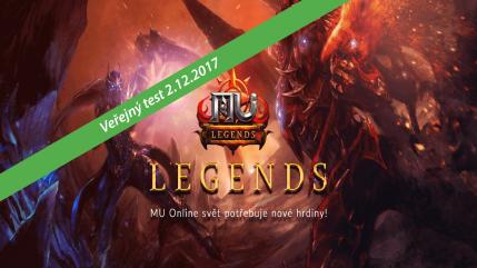 LegendsMU veřejný test