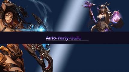 Systém party / automatická parta, guilda