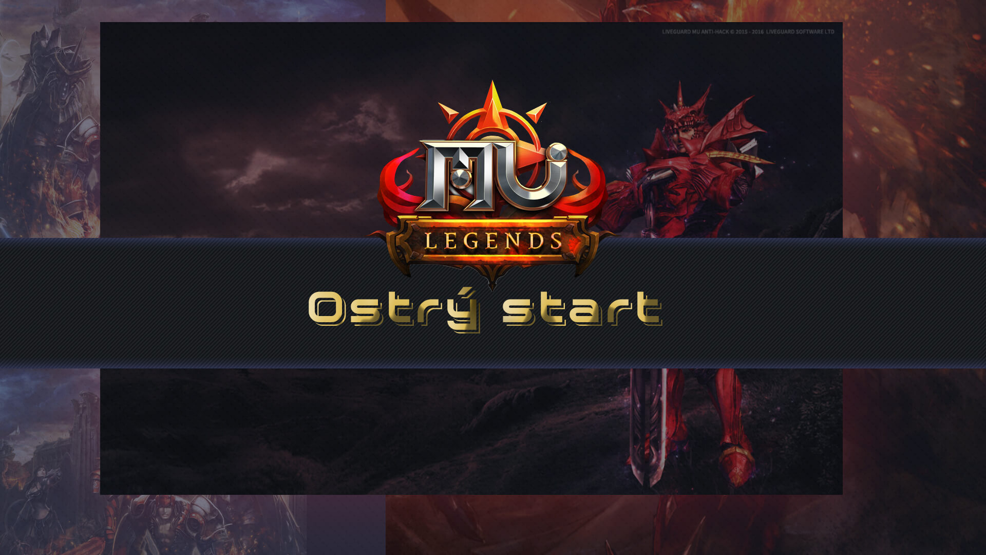 LegendsMU ostrý start