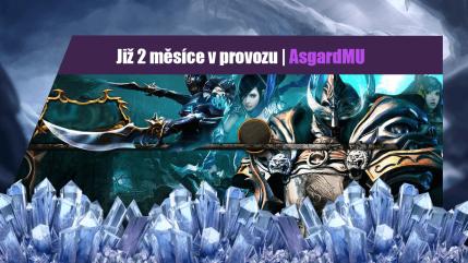 AsgardMU a jeho dva měsíce