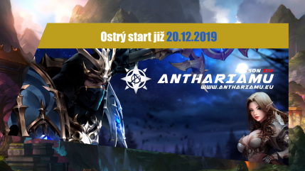 AnthariaMU ostrý start