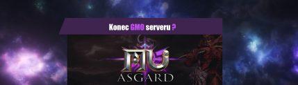 AsgardMU GMO nečekaný konec?